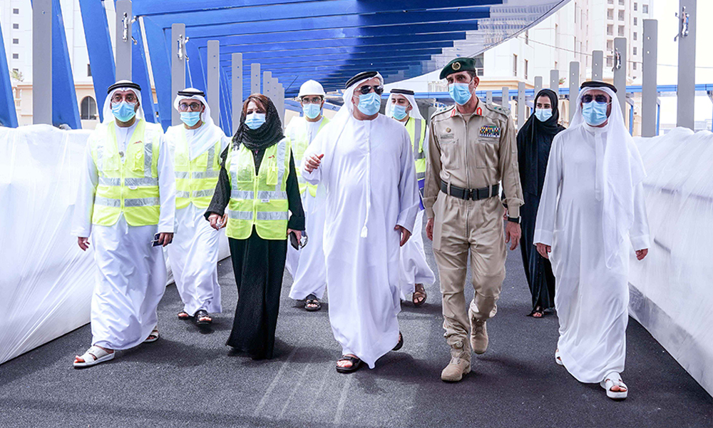 Dubai's RTA to build 34 new pedestrian bridges in the next five years